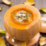 Рецепт Суп в тыкве