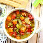 Рецепт Капустный суп для похудения