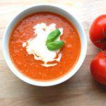 Рецепт Томатный суп для похудения