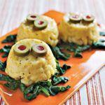 Рецепт Кексы-монстры из макарон и сыра