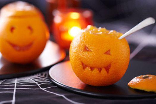 """Хэллоуинский салат """"Морковка"""" ~ Домашние рецепты"""