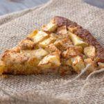 Рецепт Шарлотка в поларис с карамелизированными яблоками