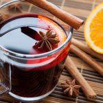 Рецепт Чайный безалкогольный глинтвейн дома