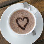 Рецепт Горячее какао на молоке с орехами