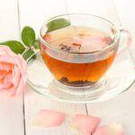 Рецепт Волшебный чай из розы