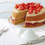 Рецепт Постный нежный торт (веганский)