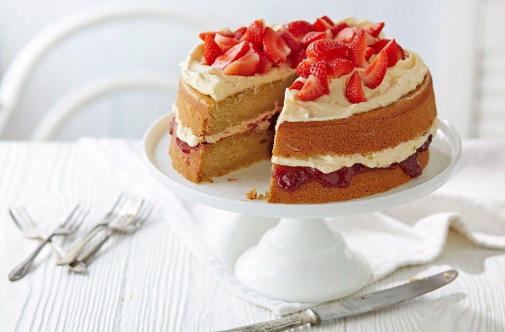 Торт королевское суфле фото
