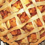 Рецепт Большой пирог с тыквой и яблоками