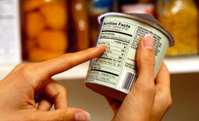На фото Еда с сюрпризом: что добавляют в наши продукты