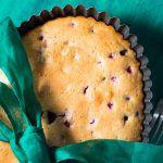 Рецепт Постный вишневый пирог