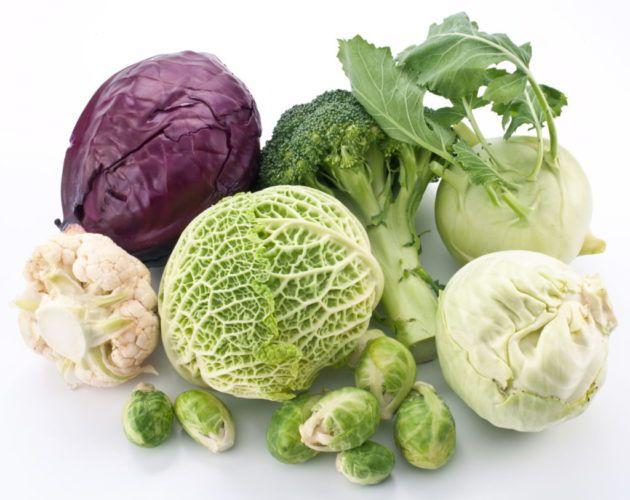 На фото 11 самых полезных сортов капусты