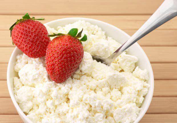 На фото Творожная диета Магги до 20 кг за 4 недели: меню на каждый день