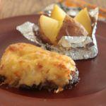 Рецепт Вкусное мягкое мясо по-французски с картошкой в духовке