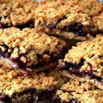Рецепт Пирог «Тертое печенье» с вареньем