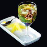Рецепт Вкусное морское заливное с желатином