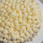Рецепт Масляный крем для торта на сгущенном молоке