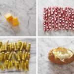 Как выглядят 100 калорий в порциях здоровой пищи