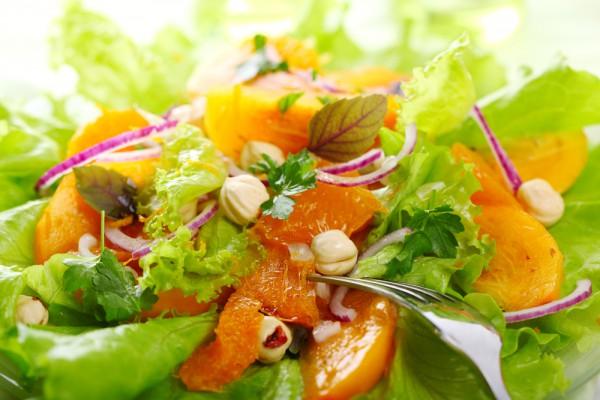На фото Блюда из хурмы: ТОП-5 рецептов