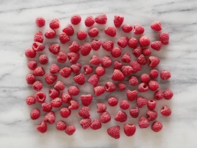 Малина 100 ягод = 100 калорий