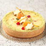 Рецепт Рождественский чизкейк с пряностями
