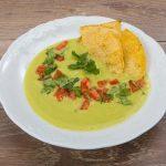 Рецепт Суп из авокадо за 15 минут