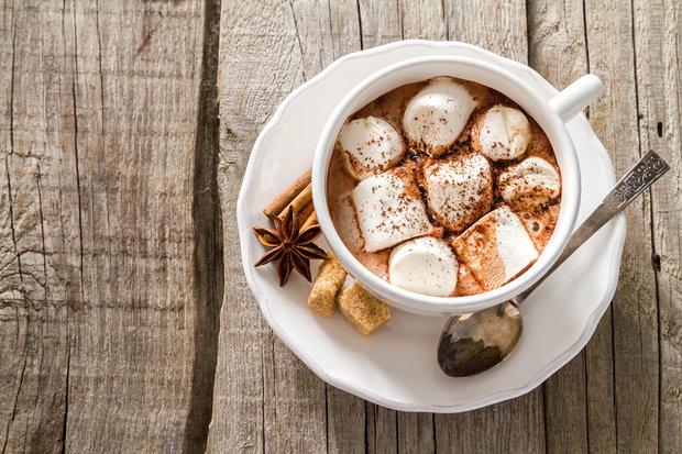 Пряный горячий шоколад ~ Домашние рецепты