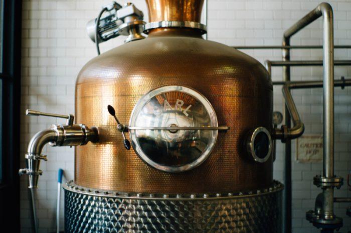 Классическая технология приготовления виски