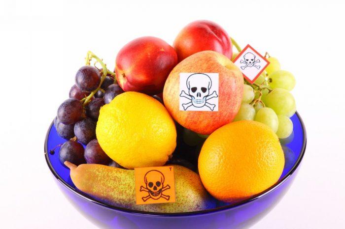 На фото Международный день борьбы с пестицидами