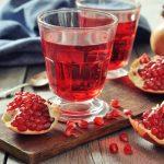 Рецепт Гранатовый напиток