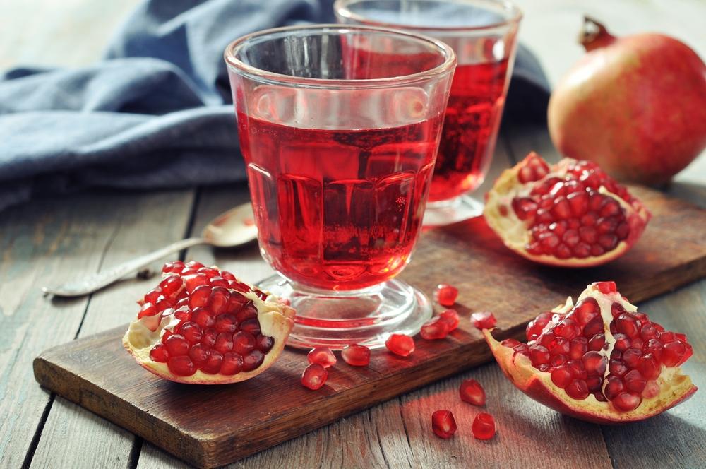 Гранатовый напиток ~ Домашние рецепты