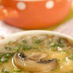 Рецепт Классический жульен с грибами и сыром в духовке