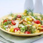 Рецепт Правильный салат цезарь (классический) с курицей в домашних условиях