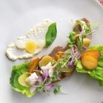 Рецепт Зимний салат с говяжьим языком