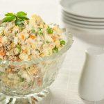 Рецепт Салат «Столичный» классический с мясом