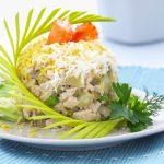 Рецепт Очень вкусный салат «Столичный» (пошаговый вариант)