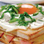 Рецепт Сэндвич «Крок-мадам»