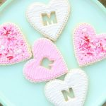 Как украсить печенье на день сятого валентина
