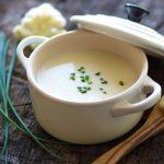 Суп из цветной капусты из трех ингредиентов