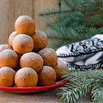 Рецепт Рождественские пончики