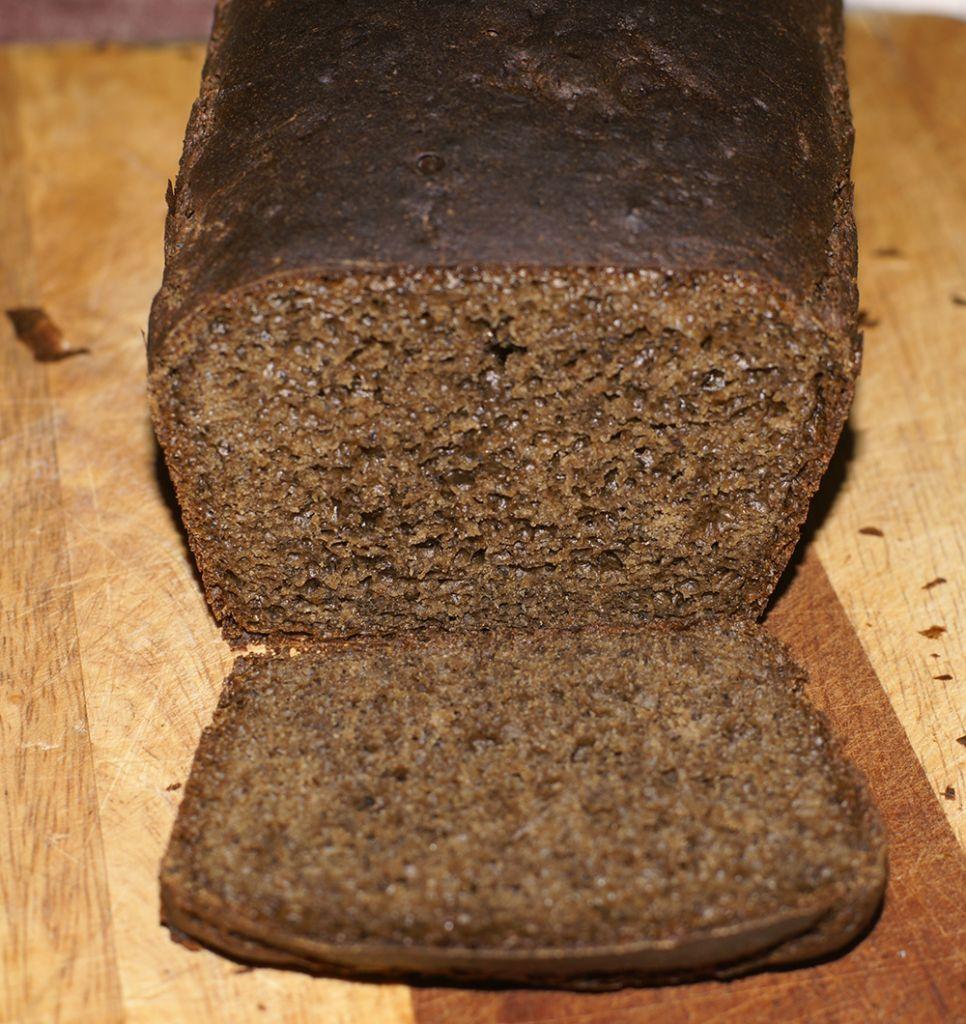 Ржаной хлеб в мультиварке рецепты