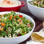 Таббуле (салат с гречкой)