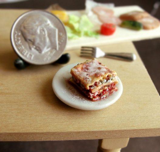 На фото Мировой тренд: мини-еда на вашем столе