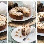 Рецепт Яблочно-гречневый пирог