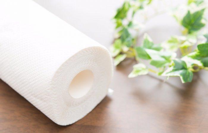 На фото Почему важно всегда иметь бумажные полотенца на кухне