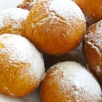 Рецепт Заварные пончики без яиц