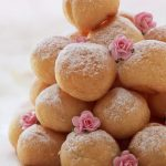 Рецепт Домашние творожные пончики в масле