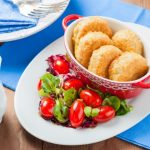 Диетический обед: рисовые котлеты