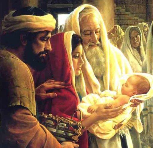 На фото Сретение Господне: Приметы и традиции праздника