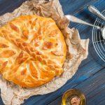 Рецепт Дрожжевой пирог с курицей