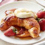 Рецепт Французские тосты из круассанов